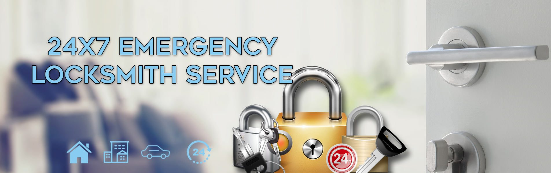 City Locksmith Services Miami, FL 305-894-5980